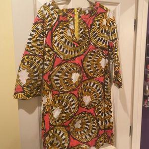 J CREW SIZE 4 super cute summer dress